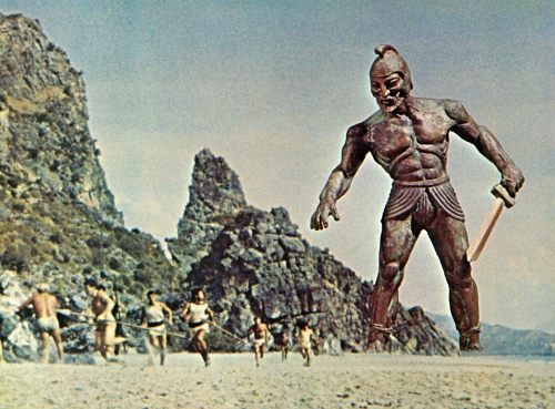 harryhausen, fantastique, 60's