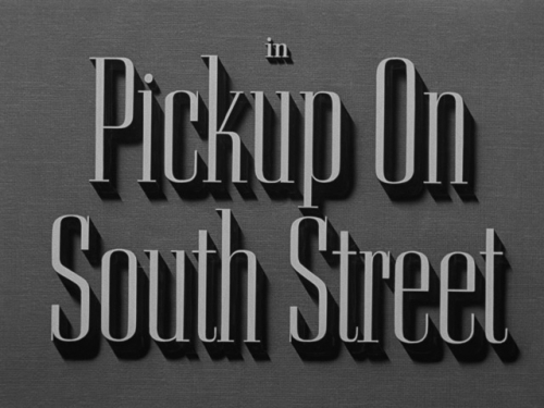 film noir, dossier, 50's, états-unis, samuel fuller